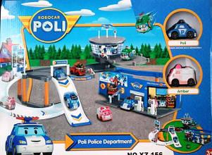"""Детский игровой набор """"POLI POLICE DEPARTMENT"""""""