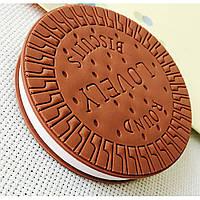 Блокнот Печенье шоколадное