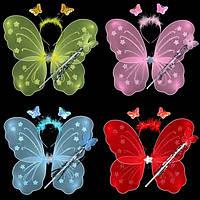 Крылья бабочки - карнавальный костюм