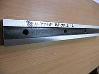 Нож для  гильотинs 625х60х25 6ХВ2С