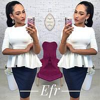 Женская блуза-кофта Баска