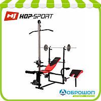 Скамья тренировочная Hop-Sport HS-1070