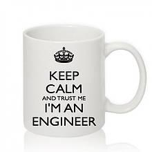 Авторская чашка Я Инженер