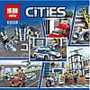 Конструктор Lepin 02020 Город Полицейский участок (аналог Lego City 60141), фото 4