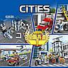 Конструктор Lepin 02020 Город Полицейский участок (аналог Lego City 60141), фото 6