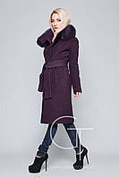 Шикарное зимнее пальто очень теплое и удобное