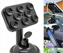 Автодержатель для телефона Universal ZM-001 на присосках