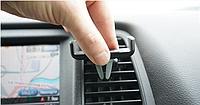 Автомобильный держатель для телефонов на решетку климат-контроля