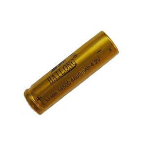 Аккумулятор BAILONG Li-ion 14500 4800mAh 4.2V, фото 2