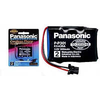 Аккумулятор PANASONIC P-P301 (KX-A36A) 3.6V 300mA для радиотелефонов