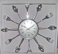Часы кухонные Ложки-Вилки