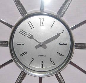 Годинник кухонні Ложки-Вилки, фото 2