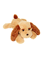 Плюшевая Собака Тузик 65 см медовый
