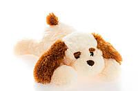 Собачка Тузик 53 см персиковый