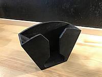 Подставка под фильтры для кофе, черная