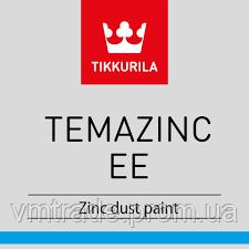 Цинковая краска Тиккурила Темацинк ЕЕ, 6л (16кг)