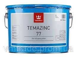 Краска-грунт для холодного цинкования Темацинк 77, 6л (15кг)