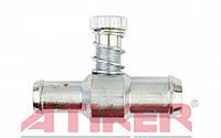 Дозатор мощности (винт жадности) Atiker 10 х 10 метал (VA.01010)