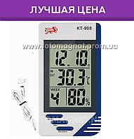 Термометр гигрометр KT 908 (электронный, цифровой)