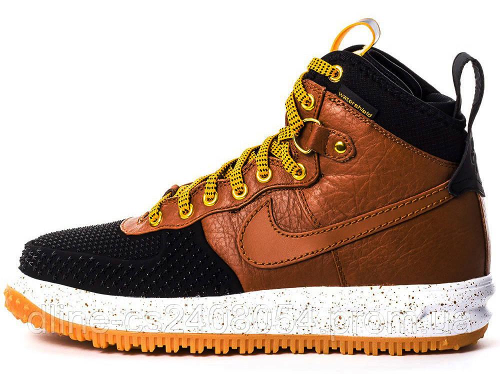 Nike Lunar Force Duckboot Brown