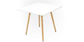 "Стол ""Dora"" (Дора) (80х80х70 см), фото 2"