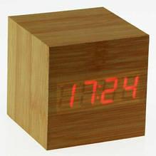 """Часы """"wood sensor"""""""
