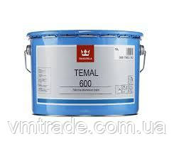 Термостойкая краска Тиккурила Темал/Термал 600, 1л, металлик