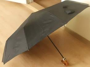 Мужской зонт Серебряный Дождь автомат, 10 карбоновых спиц