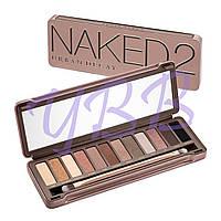 Палетка теней Urban Decay Naked2 Eyeshadow Palette УЦЕНКА