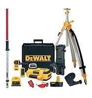 Лазерный комплект DeWalt DW079PKH