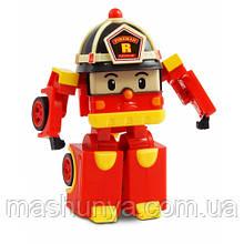 Robocar Poli Міні-трансформер 7,5 см 83046
