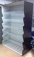 "Сигаретный диспенсер ""Лесенка"", шкаф для сигарет на 54 блока"
