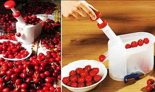 Машинка для удаления косточек из вишни, черешни, оливок