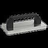 Металевий охолоджувач з ручкою (80 мм x 180 мм)