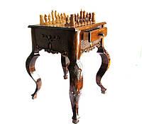Стол шахматный . Доставка по всей Украине