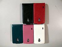 Качественный чехол книжка LG Optimus L7 II P715 5 цв.