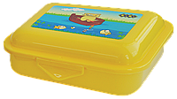 Ланчбокс для завтрака zibi zb.3050-08 желтый