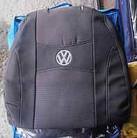 Автомобильные чехлы на сидения PREMIUM VOLKSWAGEN POLO IV 2001-2009г.з/сп цельная;2подгол.
