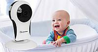 Внутренняя IP WI-FI камера наблюдения PoliceCam Penguin-180 HD 1 МР