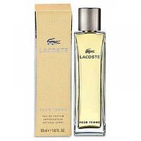 Женская парфюмированная вода Lacoste Pour Femme Lacoste