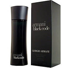 Мужская туалетная вода Armani Black Code Giorgio Armani