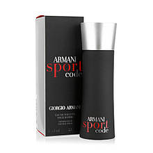 Мужская туалетная вода Armani Code Sport