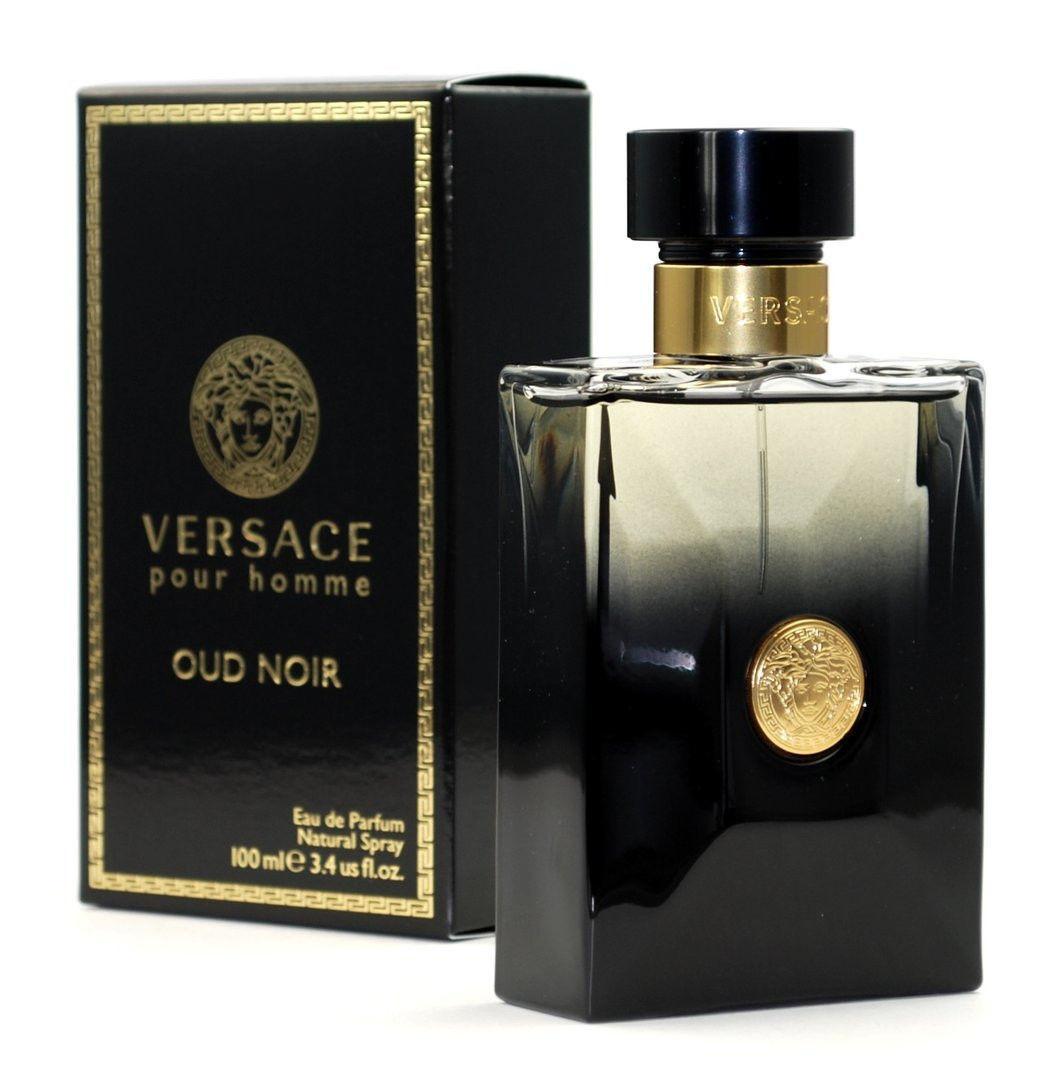 мужская парфюмированная вода Versace Pour Homme Oud Noir цена 352