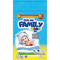 For my Family Baby Порошок для стирки детских вещей 6 кг (66 стирок)