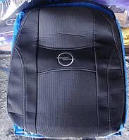 Автомобильные чехлы на сидения PREMIUM OPEL COMBO C 5 мест 2001-11г.з/сп и сид.1/3 2/3;5подг;airbag