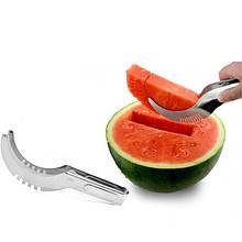 Нож для чистки и резки арбуза, дыни
