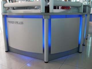 Светодиодное освещение торгового оборудования