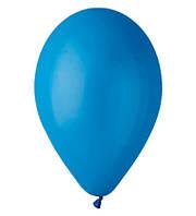 Воздушные шары 26 см пастель синий Gemar 09101