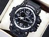 Часы Casio G-Shock GWG-1000 черные с серебристым