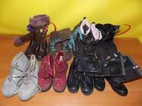 Обувь детская осень-зима